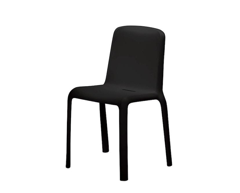 Jan Kurtz - Stuhl Snow - schwarz - Produktauslauf - 1