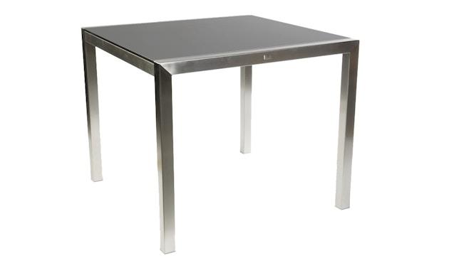 Jan Kurtz - Tafel Luxury - HPL - vierkant, 90 x 90 cm - 1