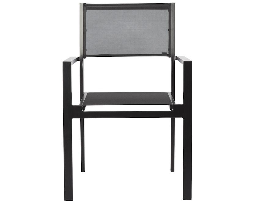 Jan Kurtz - Cubic Armlehnstuhl schwarz-schwarz - 4