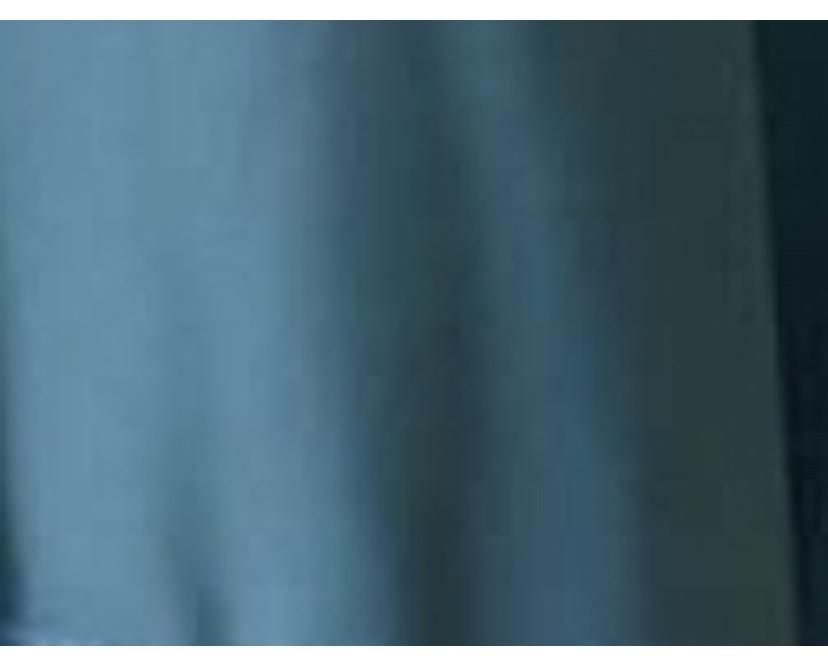 Jan Kurtz - Ravenna Sonnenschirm - Ø meerblau - Gestell weiß - 1