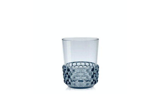 Kartell - Jellies Family - long drink glas - blauw - 2