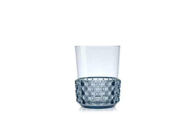 Kartell - Jellies Family - long drink glas - blauw - 1
