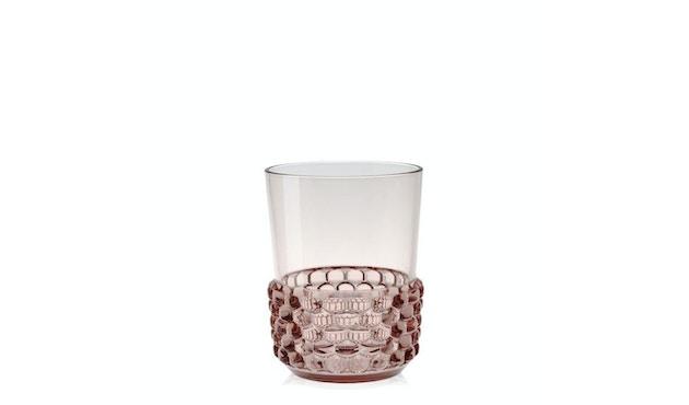 Kartell - Jellies Family - long drink glas - rosa - 2