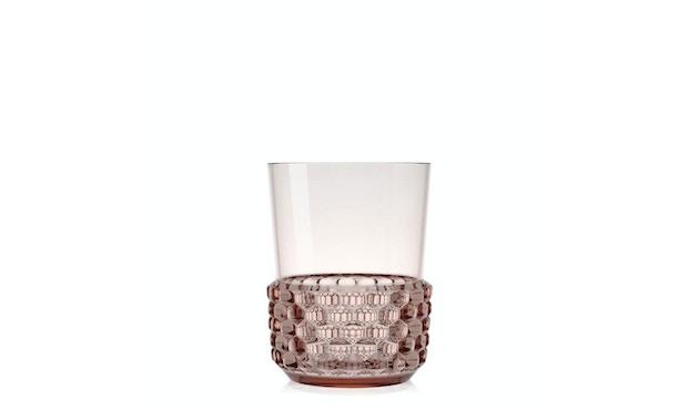 Kartell - Jellies Family - long drink glas - rosa - 1