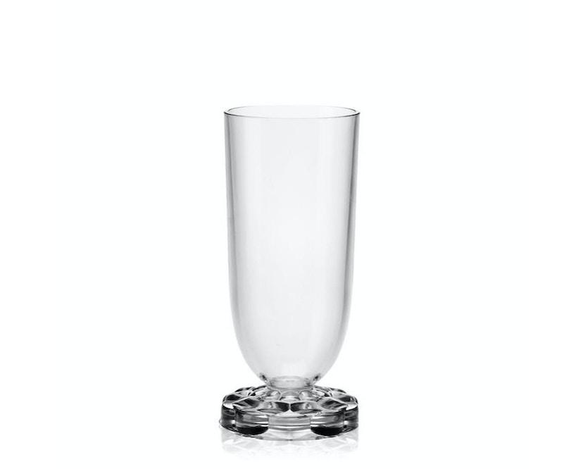 Kartell - Jellies Family - Champagner Glas - glashelder - 2