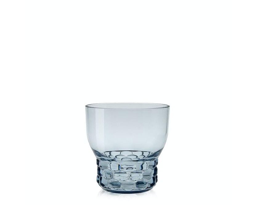 Kartell - Jellies Family - Wasserglas - hellblau - 2