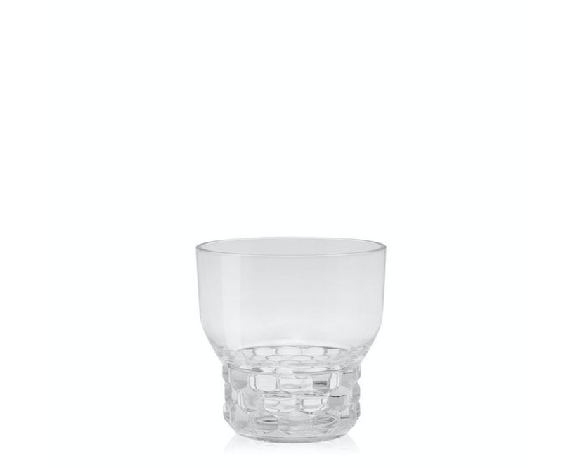 Kartell - Jellies Family - Wasserglas - kristall - 2