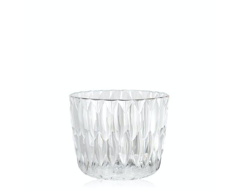Kartell - Jelly Vase - glasklar - 3