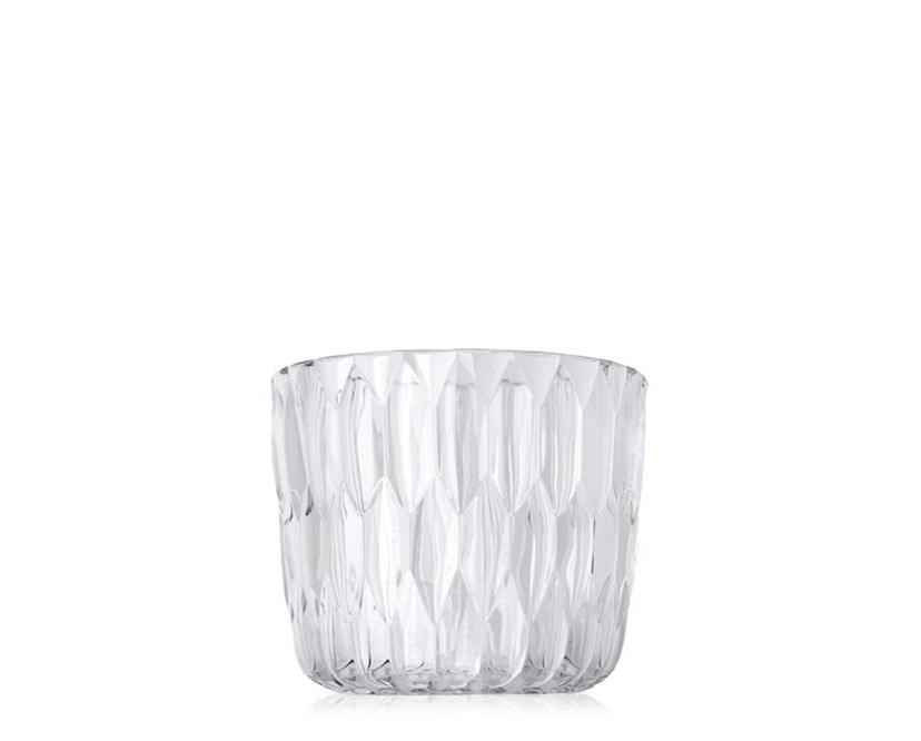 Kartell - Jelly Vase - glasklar - 1