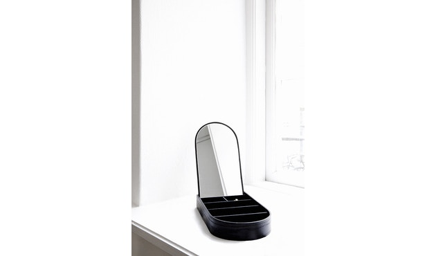 Menu - Jewellery Box - zwart essenhout - 4