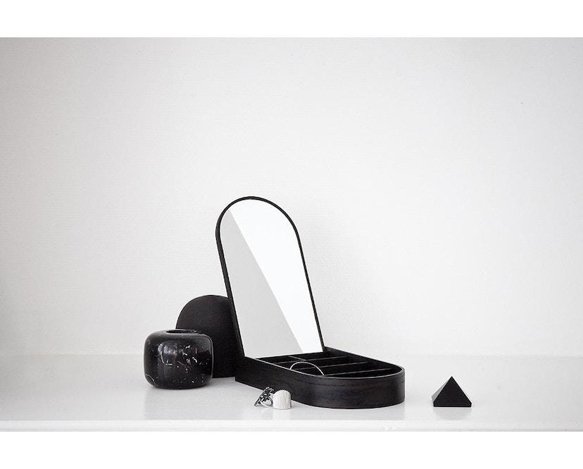 Menu - Jewellery Box - zwart essenhout - 6