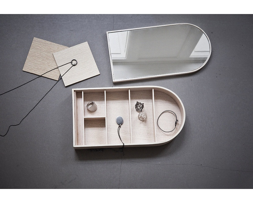 Menu - Jewellery Box - zwart essenhout - 7