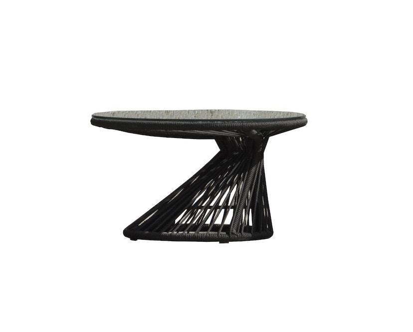 Jan Kurtz - Ray Lounge salontafel - zwart - 0