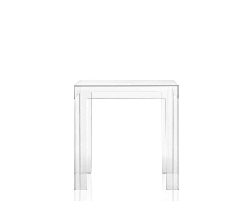 Kartell - Jolly Beistelltisch - glasklar - 2