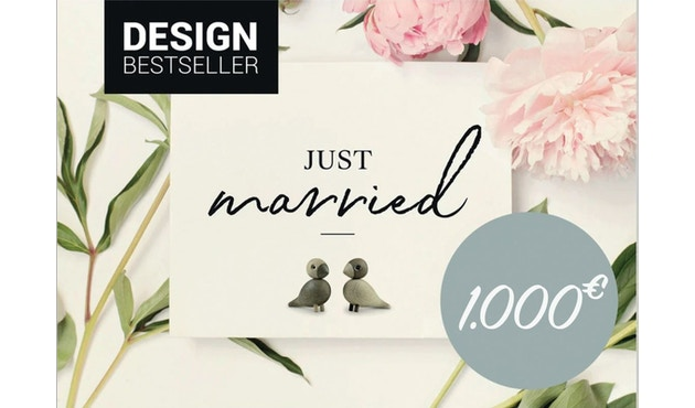 Just Married 1000 Euro