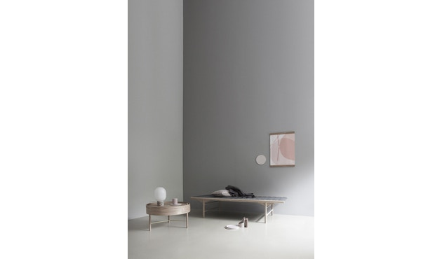 Menu - Lampe de table JWDA Concrete - lightgrey/Brass - 4