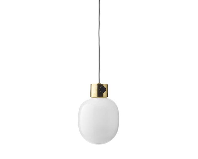 Menu - JDWA hanglamp - Messing, gepolijst - 2