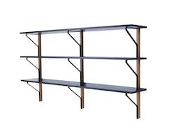 Artek - Kaari wandplank drie planken klein - 4