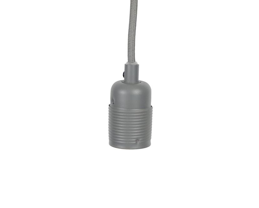Frama - Kabel mit Fassung - E27 - grey-grey - 1