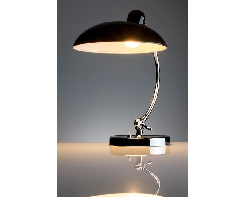 Fritz Hansen - Kaiser Idell 6631-T - noir mat - 16
