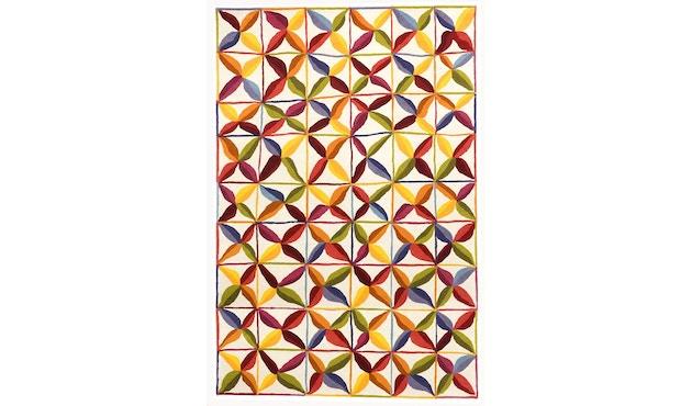 Nanimarquina - Kala Teppich - mehrfarbig - 155 x 220 - 1