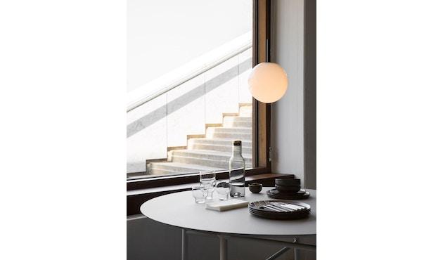 Menu - Karaffe - Klarglas/Chrom - 1 l - 5