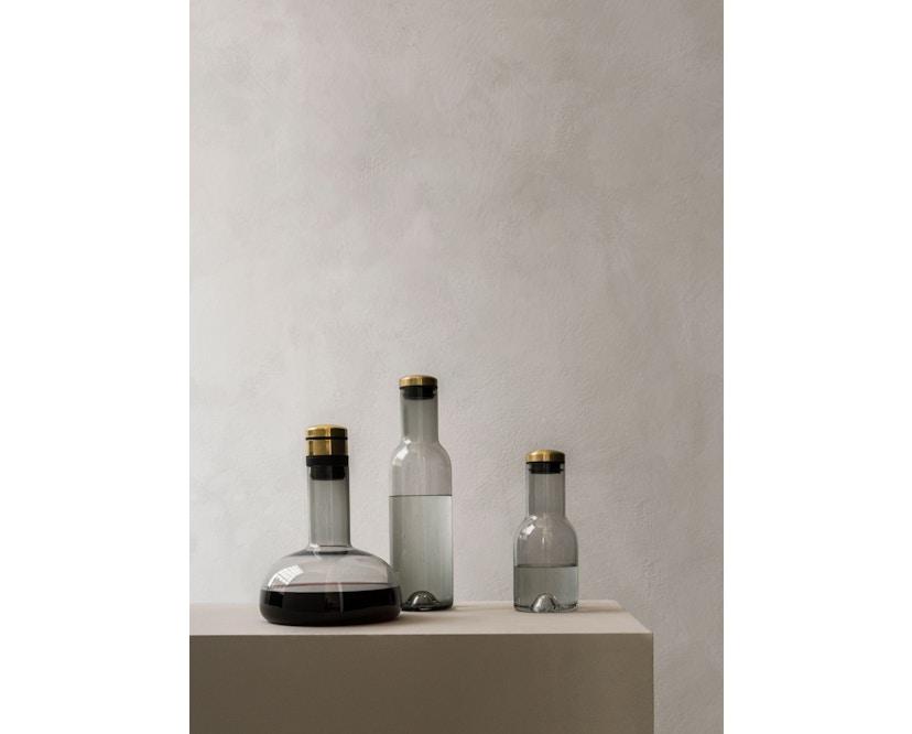 Menu - Karaffe - Klarglas/Chrom - 1 l - 3