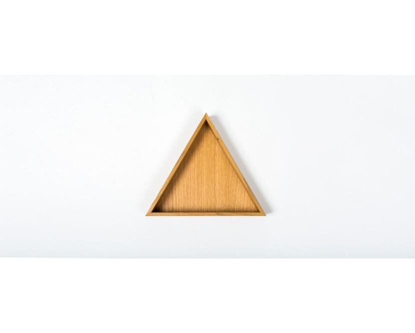 Conmoto - KARO Tablett  - klein - Eiche - natur - 1