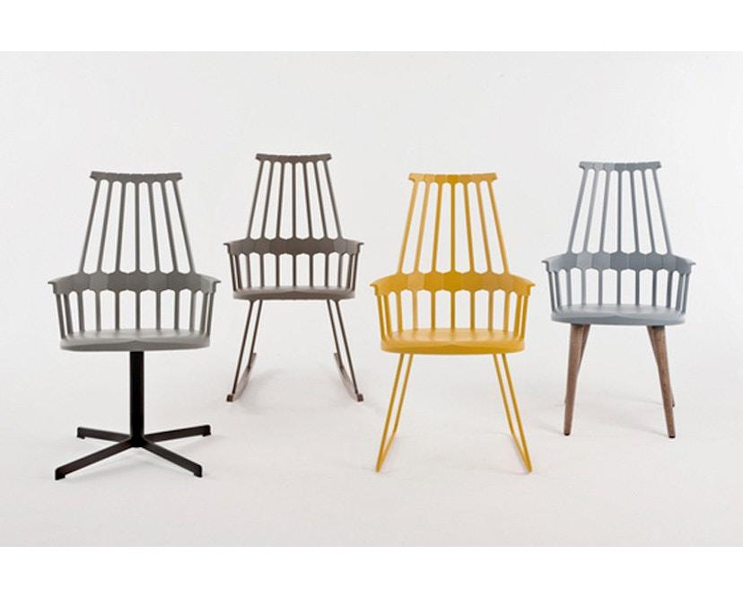Kartell - Comback schommelstoel - 4