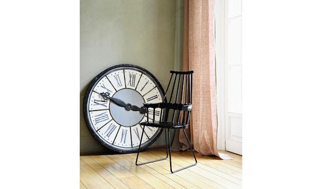 Kartell - Comback Stuhl mit Kufen - schwarz - 5