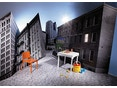 Kartell - Lizz Stuhl - hochglanz lackiert - orange - 10