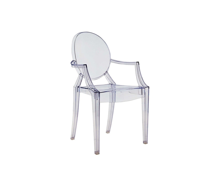 Kartell - Louis Ghost - transparent - 1