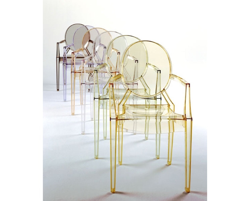 Kartell - Louis Ghost - transparent - 4
