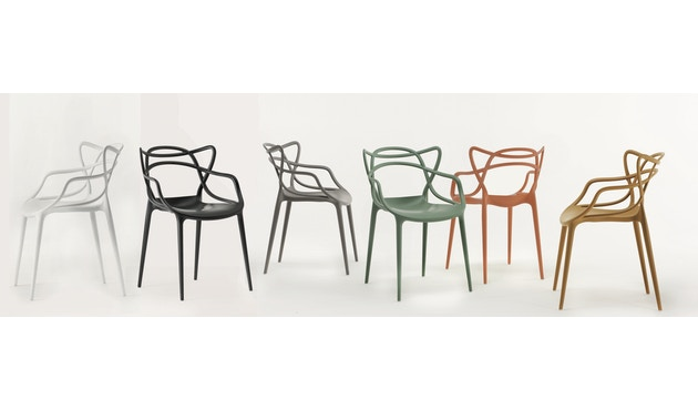 Kartell - Masters - gris - 7