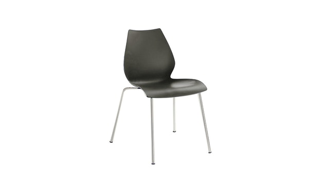 Kartell - Chaise Maui - anthracite - 1