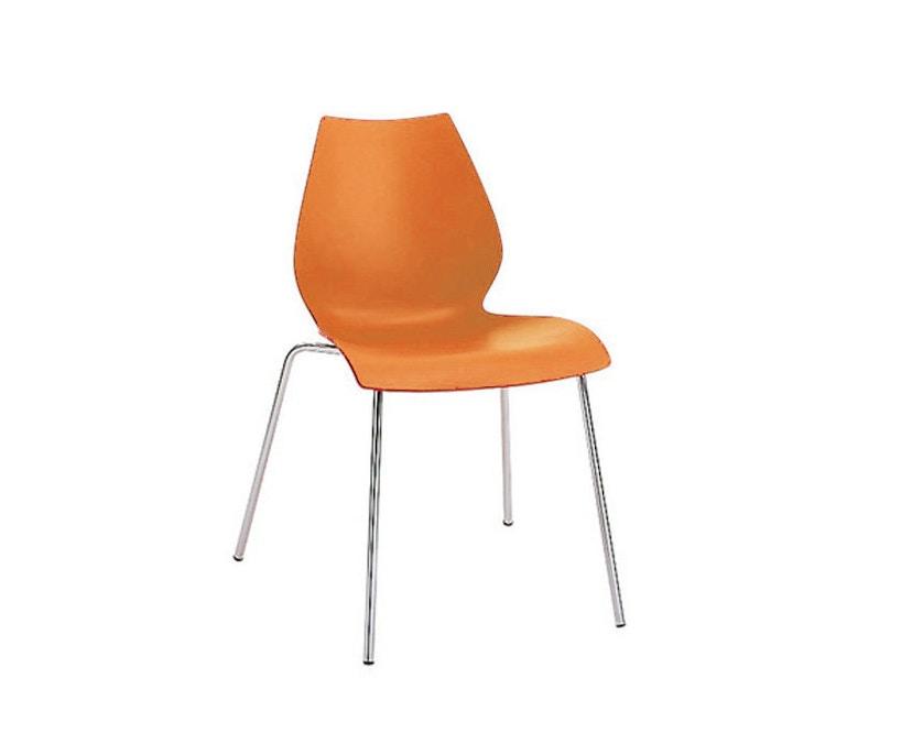 Kartell - Maui Stuhl - orange - 1