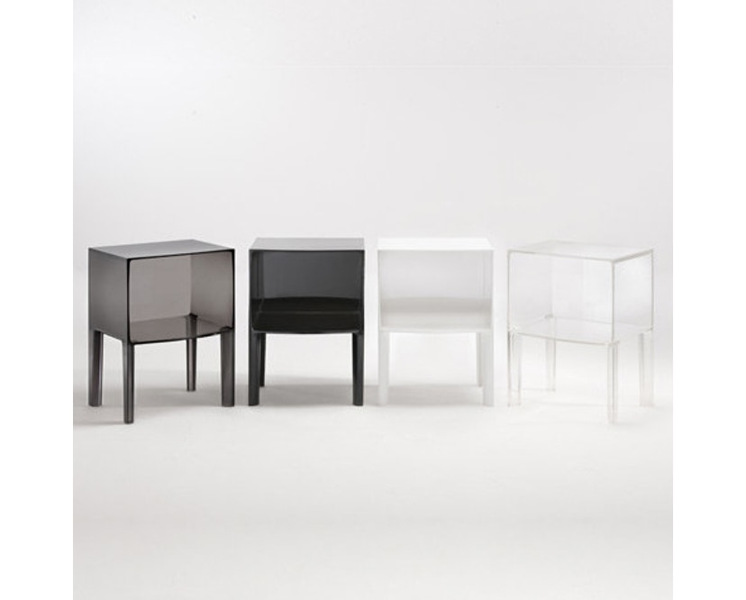 Kartell - Small Ghost Buster - noir brillant - 6