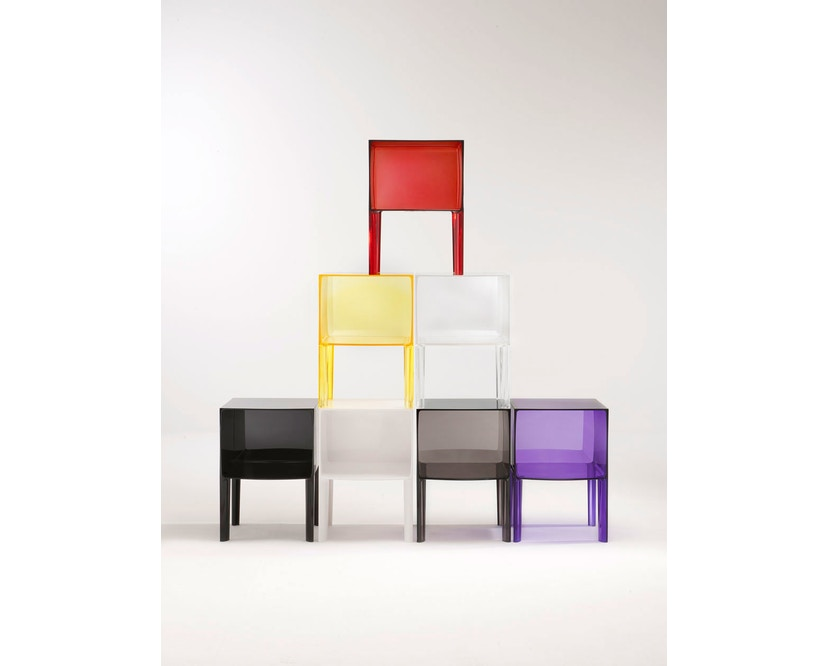 Kartell - Small Ghost Buster - noir brillant - 7
