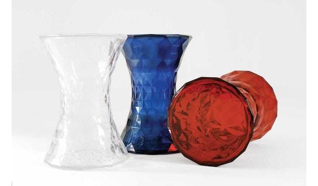 Kartell - Stone Hocker - glasklar - 4