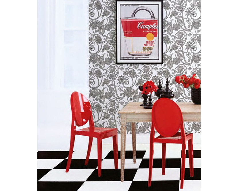 Kartell - Victoria Ghost - transparant - 7