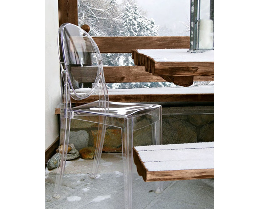 Kartell - Victoria Ghost - transparant - 8