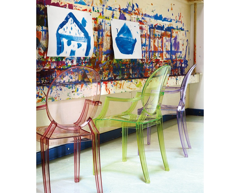 Kartell - Victoria Ghost - transparant - 13