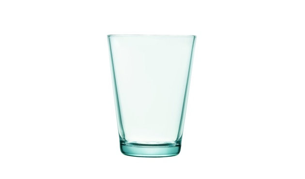 Iittala - Kartio Glas - watergroen - 2