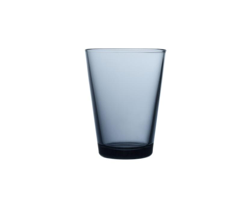 Iittala - Kartio 2er Set Glas, 0,4l - regen - 2