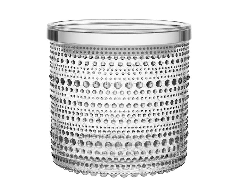Iittala - Kastehelmi Dosen, 11,6x11,4cm - klar - 1
