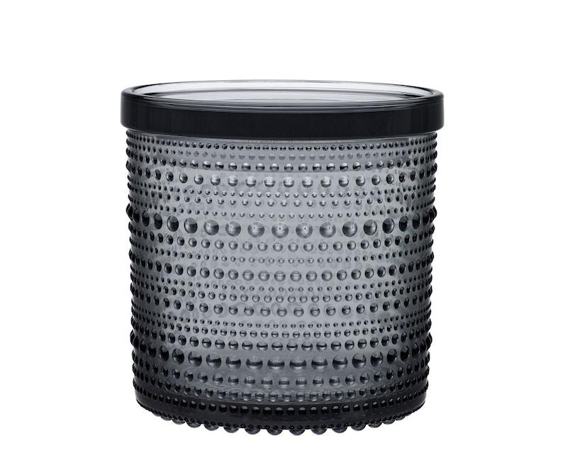 Iittala - Kastehelmi Dosen, 11,6x11,4cm - grau - 1