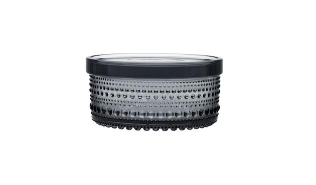 Iittala - Kastehelmi Dosen, 11,6x5,7cm - grau - 1