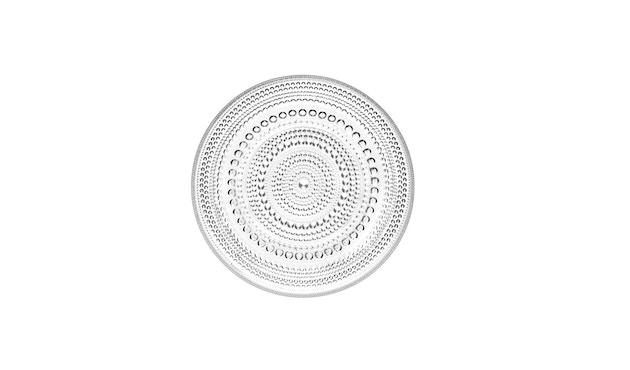 Iittala - Kastehelmi Teller, 17cm - klar - 1