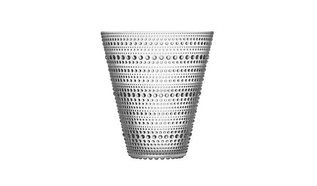 Iittala - Kastehelmi Vase - klar - 1