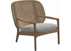 Fauteuil Kay Lounge Low Back